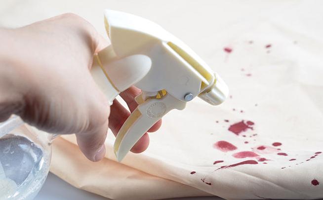 Tips Cara Membersihkan Noda Darah Pada Kain Polyster