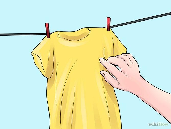 Cara Menghilangkan Bau Jamur di Pakaian