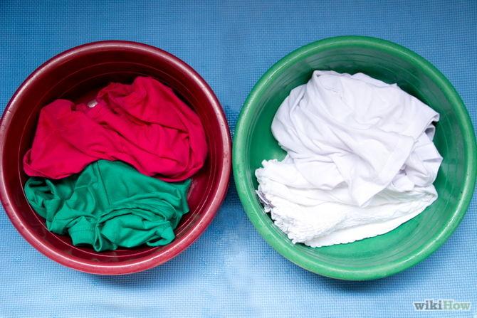 Tips Cara Mencuci Kaos Yang Mudah Luntur