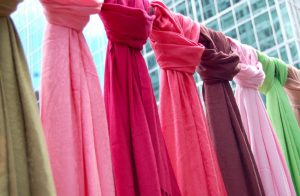 Cara Mencuci Hijab Yang Benar