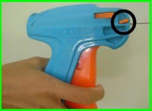 Cara Menggunakan Tag Gun