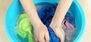 Cara Mencuci Kaos Katun Dengan Mudah