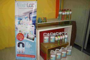 Toko Pewangi Laundry FReshLab Yogyakarta