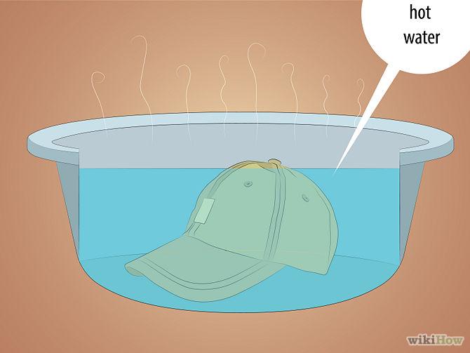 Cara Mencuci 5 Jenis Topi