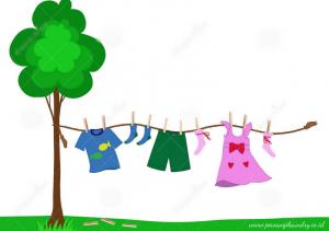 Cara Menjemur Pakaian Yang Benar