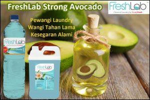 Keharuman Parfum Laundry Avocado