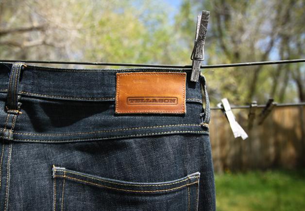 Cara Merawat Jeans - Pewangi Laundry