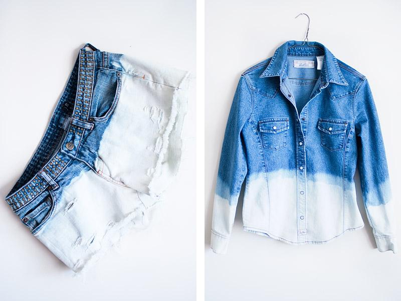 Cara Mudah Bleaching Celana Jeans