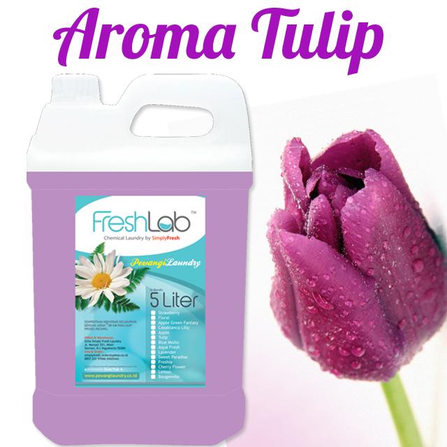 Parfum Pakaian Aroma Bunga Tulip - Pewangi Laundry