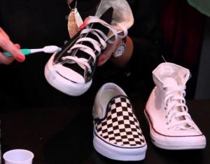 Tips Merubah Sepatu Menjadi Bersih