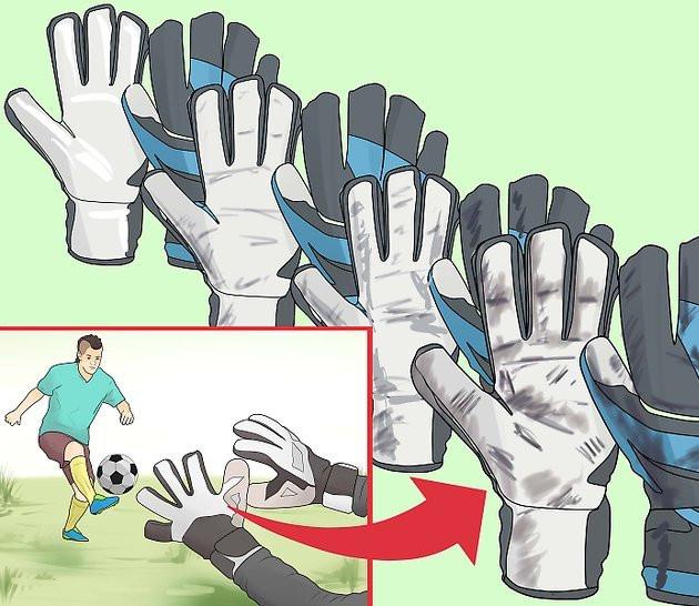 Tips Merawat Sarung Tangan Kiper