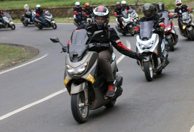 Tips Berkendara Sepeda Motor Saat Mudik di Bulan Puasa