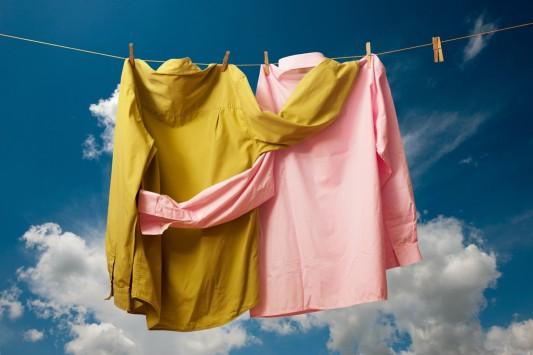 Cara Cepat 15 Menit Mengeringkan Pakaian